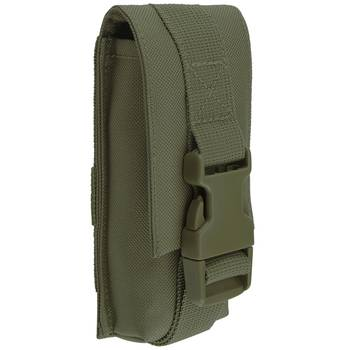 Molle Multi Pouch large oliv