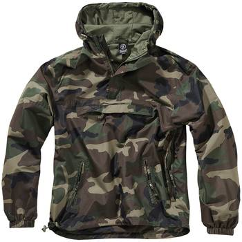 Brandit Sommer Windbreaker woodland, 3XL
