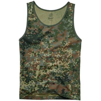 Tarn Tank-Top flecktarn, 4XL