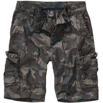 Brandit Ty Shorts darkcamo, 5XL