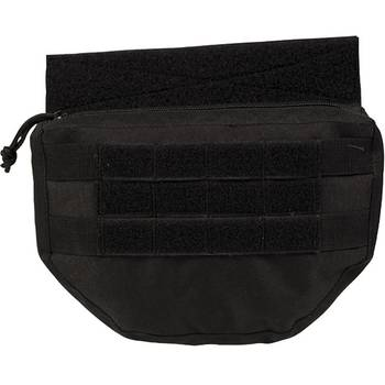 Drop Down Pouch schwarz