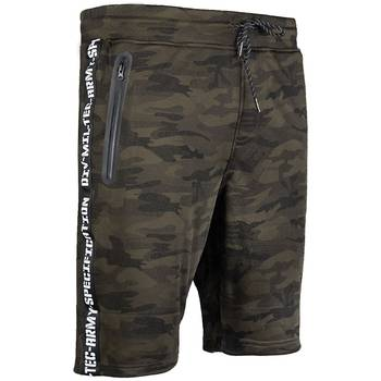 Gym Shorts woodland, XXL