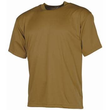 Tactical T-Shirt Quickdry coyote S