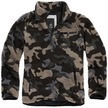 Teddyfleece Troyer darkcamo, XL