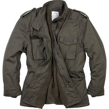Surplus M65 Paratrooper Winterjacke oliv, 3XL