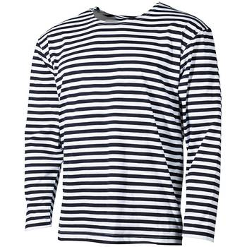check out 1f066 f098d Marine Pullover Sommer gestreift