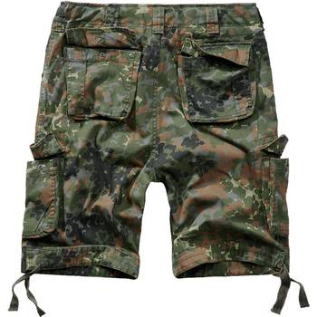 BRANDIT Urban Legend Shorts flecktarn, M