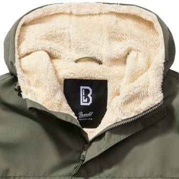 Windbreaker Sherpa oliv, 3XL