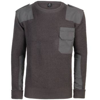 BW Pullover anthrazit, S
