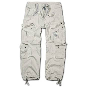 BRANDIT Pure Vintage Trouser old white