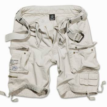 BRANDIT Savage Shorts old white