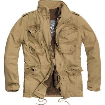BRANDIT M65 Giant Jacke oliv Der große Bundeswehr Shop