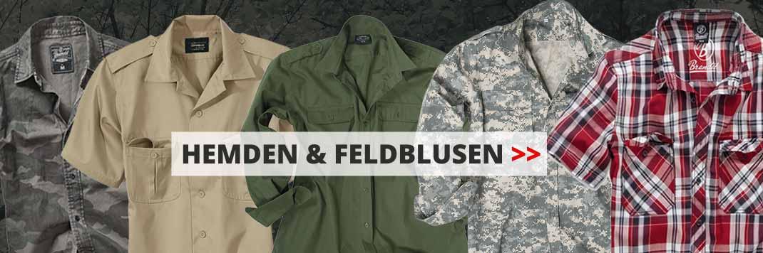 Hemden und Feldblusen | outdoorfan.de
