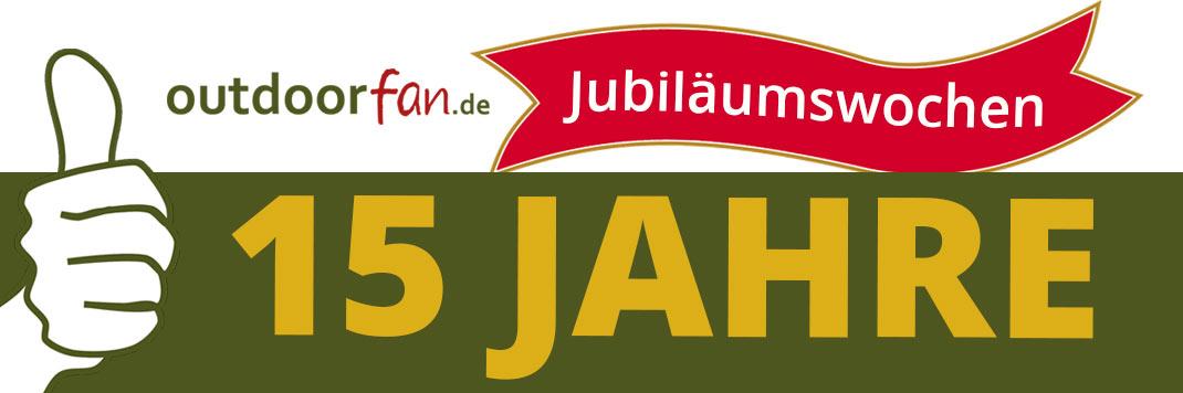 15-Jahre-Jubiläum | outdoorfan.de