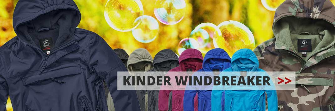Kinder-Windbreaker | outdoorfan.de