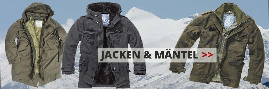Mäntel & Jacken | outdoorfan.de