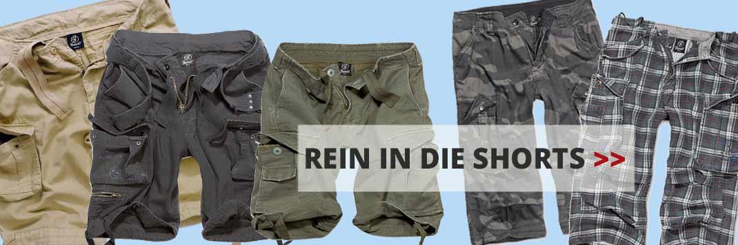 Shorts und 3-4-Hosen | outdoorfan.de