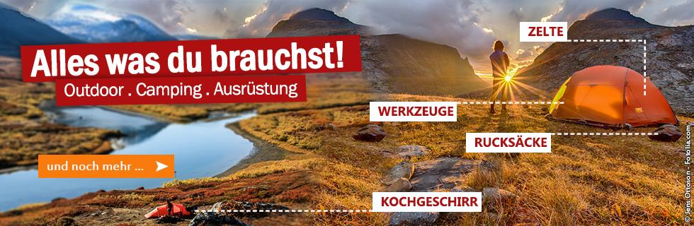 Campingshop | outdoorfan.de