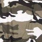 US Armee Metro Urban Wintertarn Häusertarn Tarnmuster